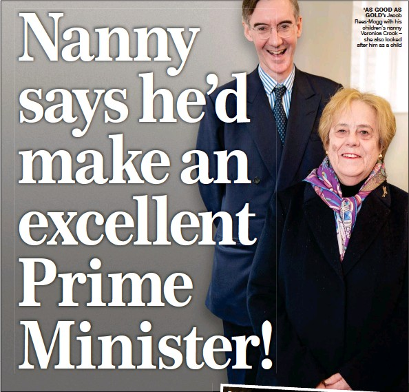 PressReader - The Mail on Sunday: 2018-04-01 - Nanny says he