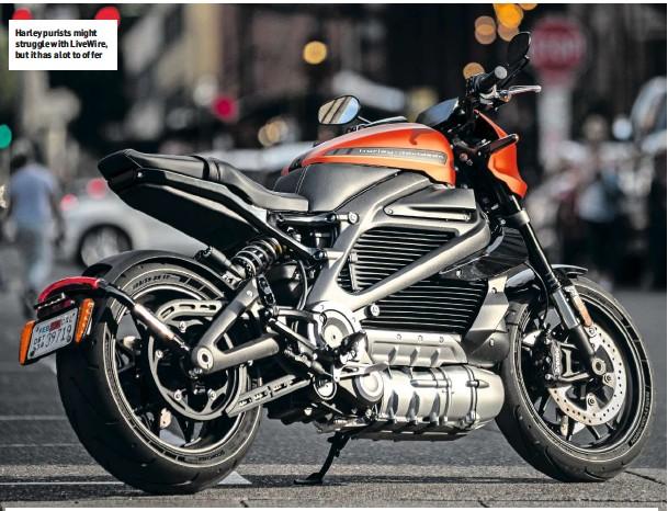PressReader - Motorcycle News (UK): 2019-07-24 - ELECTRIC HARLEY