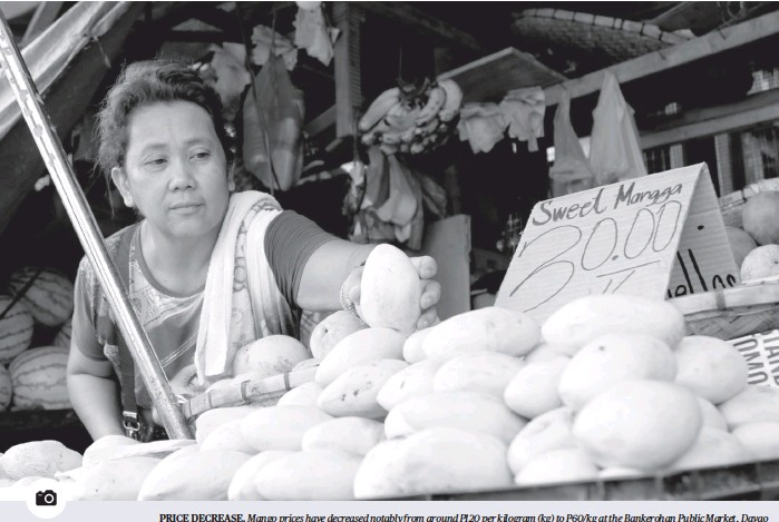PressReader - Sun Star Davao: 2019-06-17 - PRICE OF MANGO DROPS TO