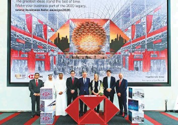 PressReader - Gulf News: 2019-04-06 - HSBC announces Expo