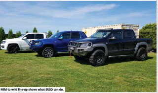 PressReader - NZ4WD: 2019-03-01 - SUSD adds tough edge to Amarok