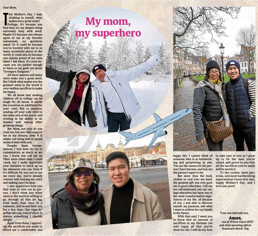 PressReader - Philippine Daily Inquirer: 2019-05-11 - Mymom