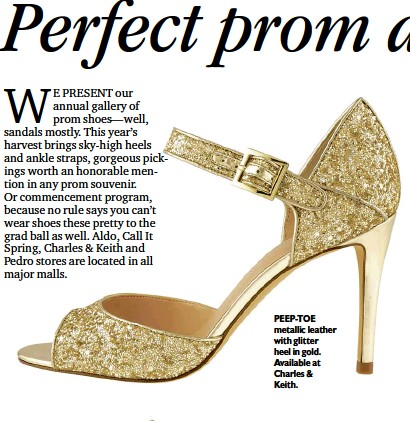 d9f9f92bec PressReader - Philippine Daily Inquirer: 2015-02-10 - PROM PRETTY