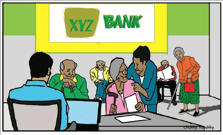 PressReader - The Punch: 2019-02-19 - Making banking a