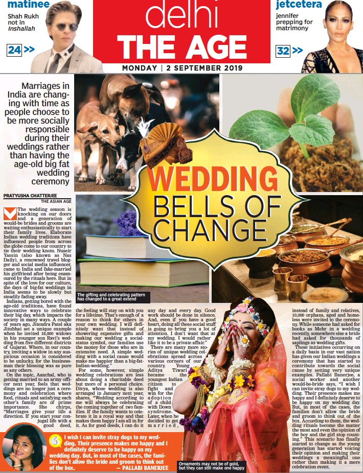PressReader - The Asian Age: 2019-09-02 - Matinee