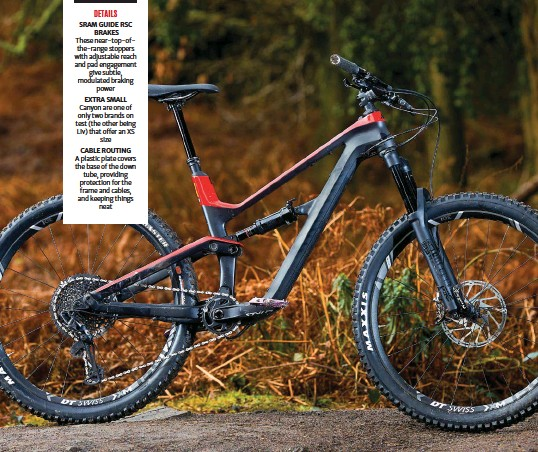 PressReader - Cycling Plus (Malaysia): 2019-05-01 - CANYON SPECTRAL