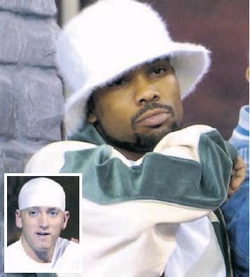 PressReader - Irish Independent: 2006-04-12 - Eminem rapper