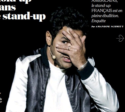 stand up comédie datant