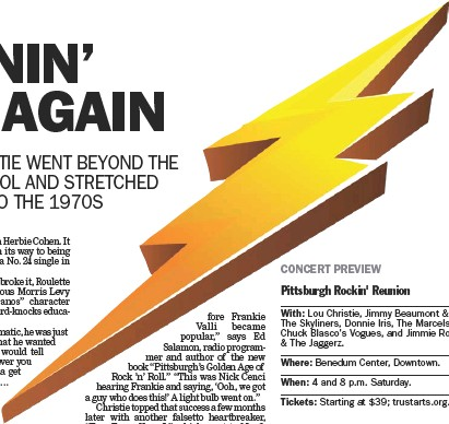 PressReader - Pittsburgh Post-Gazette: 2015-04-02 - LOU CHRISTIE