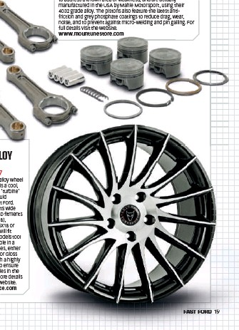 PressReader - Fast Ford: 2017-05-01 - FOCUS RS RODS AND PISTONS