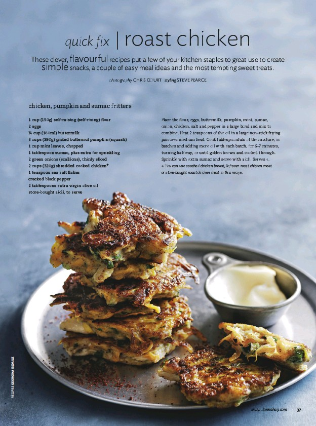 Pressreader donna hay 2016 08 01 try our speedy french toast pressreader donna hay 2016 08 01 try our speedy french toast peanut butter desserts and roast chicken dinners ccuart Images