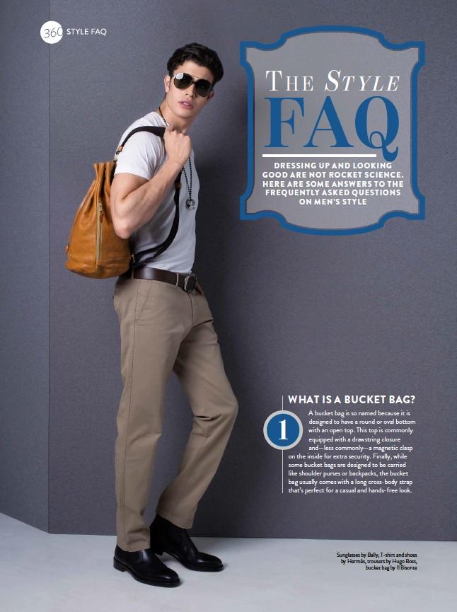 Pressreader Da Man Style 2017 10 01 1 What Is A