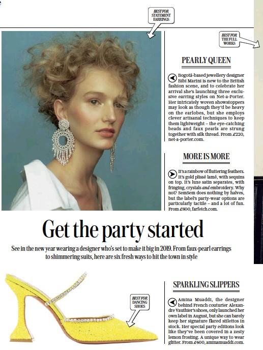 PressReader - The Daily Telegraph - Telegraph Magazine: 2018-12-08