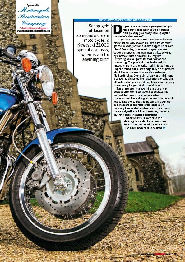 PressReader - Classic Motorcycle Mechanics: 2017-06-19 - 1977