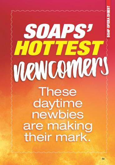 PressReader - Soap Opera Digest: 2019-04-01 - Soaps' Hottest