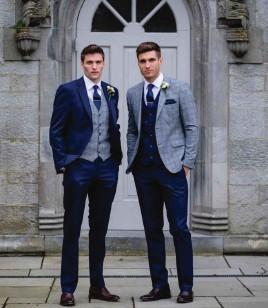 Mens Wedding Attire.Pressreader The Corkman 2018 07 19 Men S Wedding Attire From