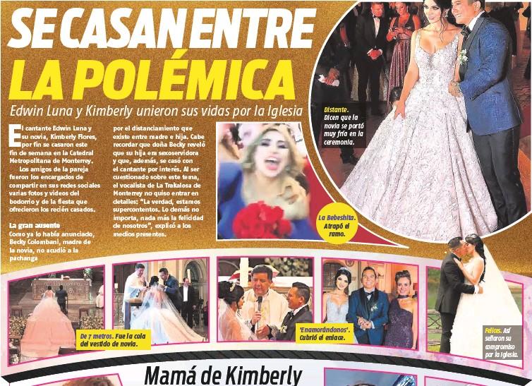Pressreader Pásala 2019 07 29 Se Casan Entre La Polémica