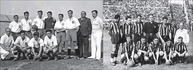 Image result for peñarol 1934