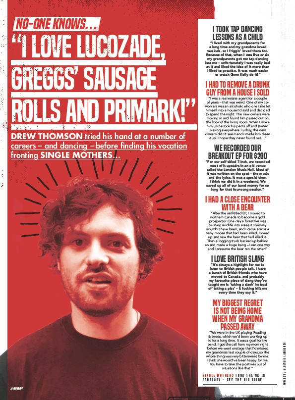 "PressReader - Kerrang! (UK): 2019-01-16 - ""I LOVE LUCOZADE, GREGGS"