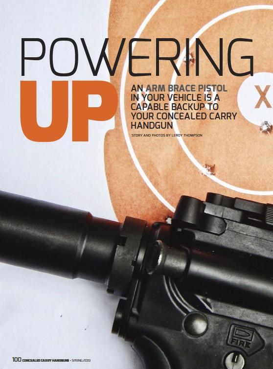 PressReader - Concealed Carry Hand Guns: 2019-02-01