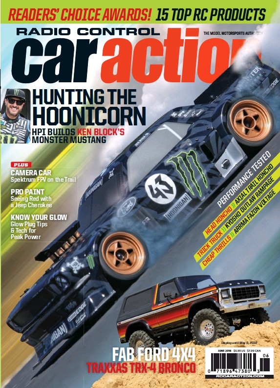 PressReader - RC Car Action: 2018-06-01 - FAB FORD 4X4