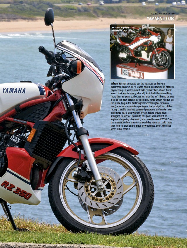 PressReader - Old Bike Australasia: 2018-03-01 - Yamaha