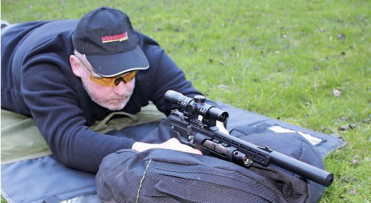 PressReader - Airgun World: 2019-02-01 - NOW TIM UNDERSTANDS!