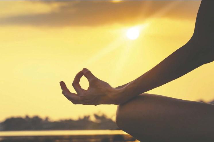 PressReader - Edmonton Journal: 2019-05-27 - meditate like a