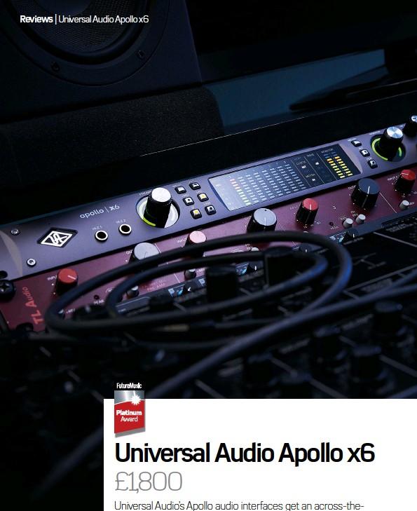 PressReader - Future Music: 2019-01-10 - Universal Audio