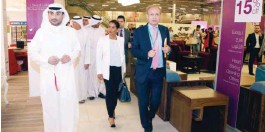 PressReader - Kuwait Times: 2015-05-14 - Safat Home reopens