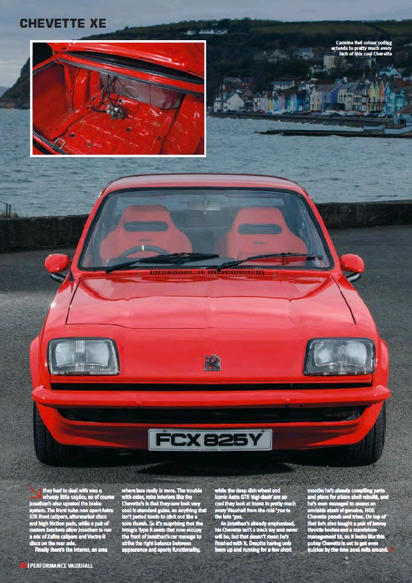 PressReader - Performance Vauxhall: 2015-06-01 - CHEVETTE RED TOP
