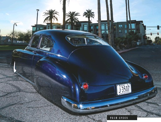 PressReader - Low Rider: 2019-11-01 - 1950 CHEVY FLEETLINE