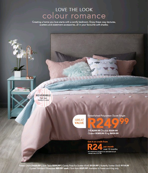 Pressreader Drum 2019 04 25 Love The Look Colour Romance