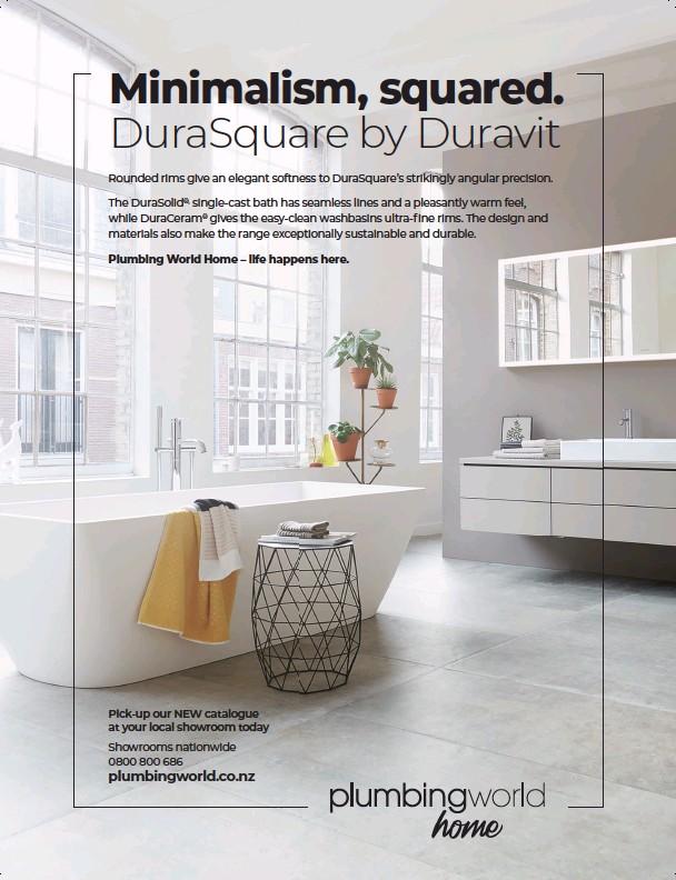 PressReader - NZ House & Garden: 2019-06-01 - DuraSquare by