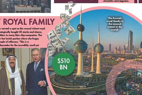 PressReader - New Idea: 2019-06-17 - KUWAIT ROYAL FAMILY