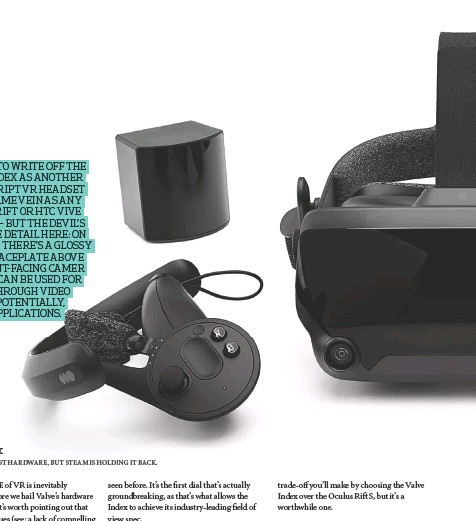 PressReader - TechLife Australia: 2019-07-29 - Valve Index