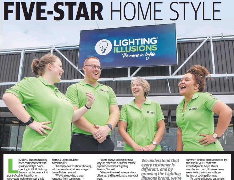 Pressreader The Courier Mail 2018 11 02 Five Star Home