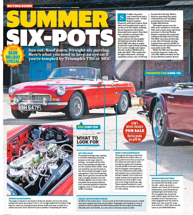 PressReader - Classic Car Weekly (UK): 2019-08-21 - WORDS