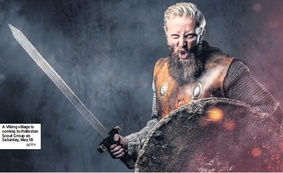 PressReader - Burton Mail: 2019-04-30 - Vikings will be
