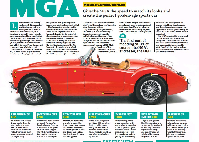 PressReader - Classic Car Weekly (UK): 2018-04-11 - MGA