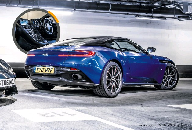 PressReader - Top Gear (UK): 2017-05-17 - DB11 vs 570 GT