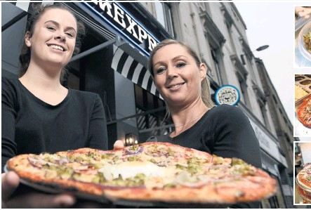 Pressreader Evening Times 2015 11 28 Xmas Pizza Is All