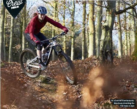 PressReader - Mountain Biking UK: 2018-01-25 - FOREST OF