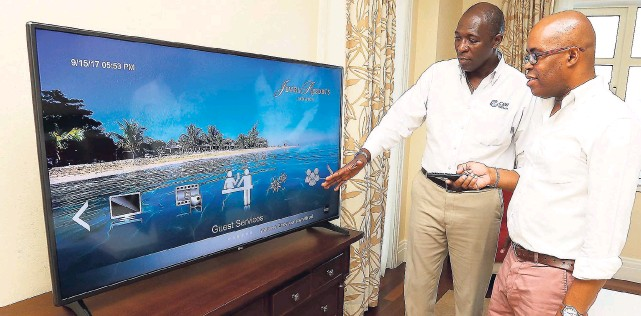 PressReader - Jamaica Gleaner: 2017-09-20 - Interactive TV