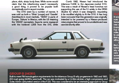 PressReader - NZ Performance Car: 2017-09-25 - 1979–1983 NISSAN