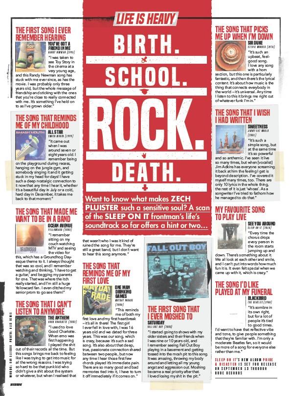 PressReader - Kerrang! (UK): 2019-09-04 - BIRTH  SCHOOL