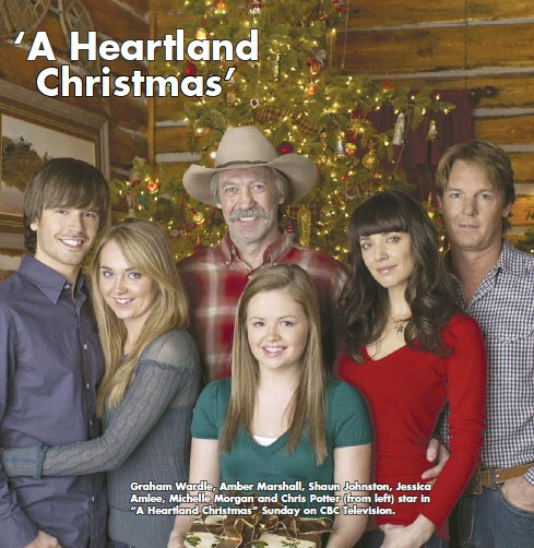 A Heartland Christmas.Pressreader The Telegram St John S 2010 12 11 A