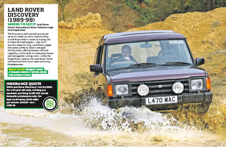 PressReader - Classic Car Weekly (UK): 2018-12-26 - LAND