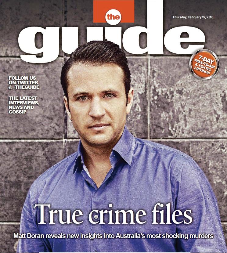 PressReader - The Gympie Times: 2018-02-15 - True crime files