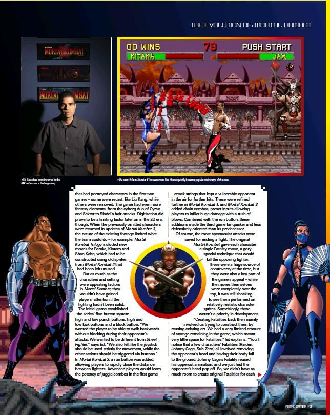 PressReader - Retro Gamer: 2019-04-18 - The Evolution Of